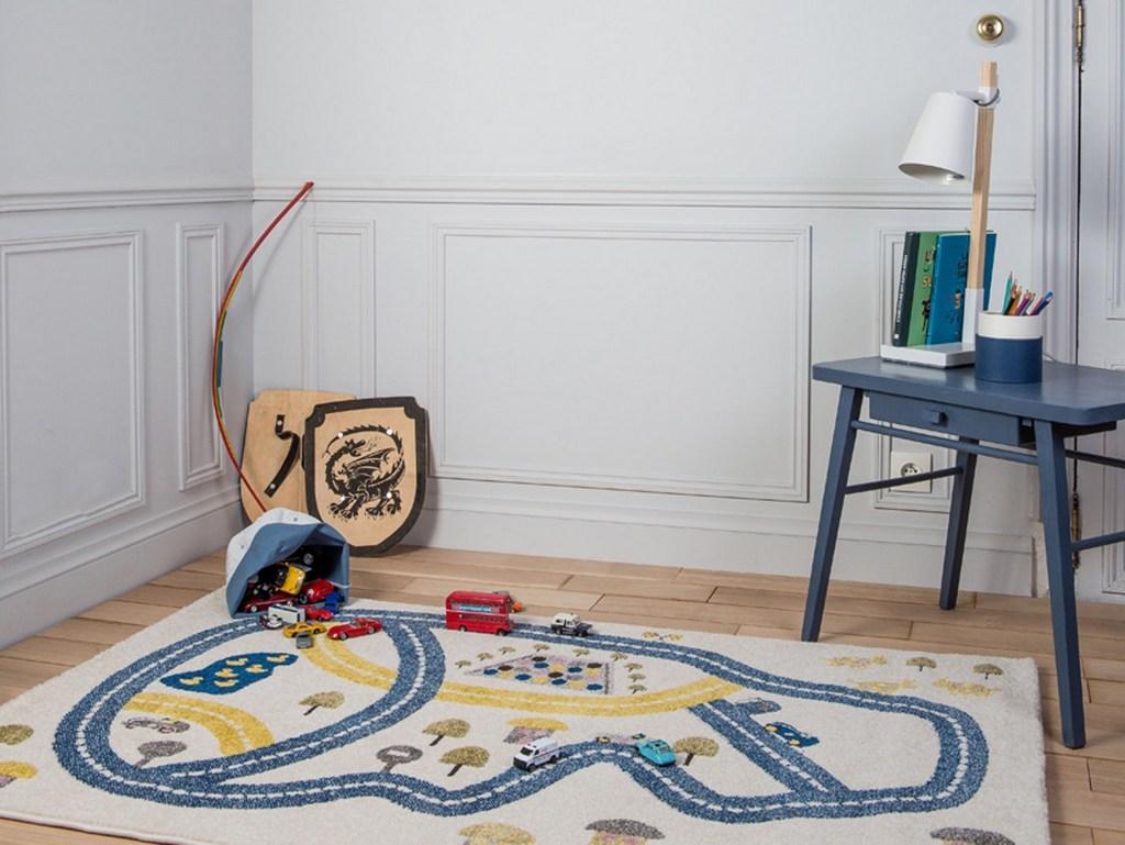Le tapis pour enfant se fait jeu - Joli Place