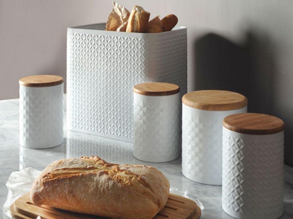 Soldes : des accessoires de cuisine blancs - Joli Place