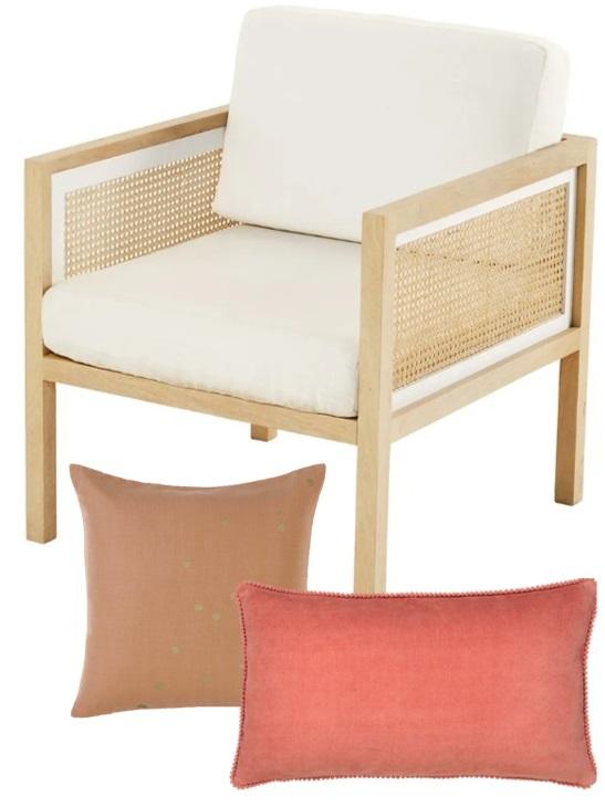 une chambre au style scandicraft joli place. Black Bedroom Furniture Sets. Home Design Ideas