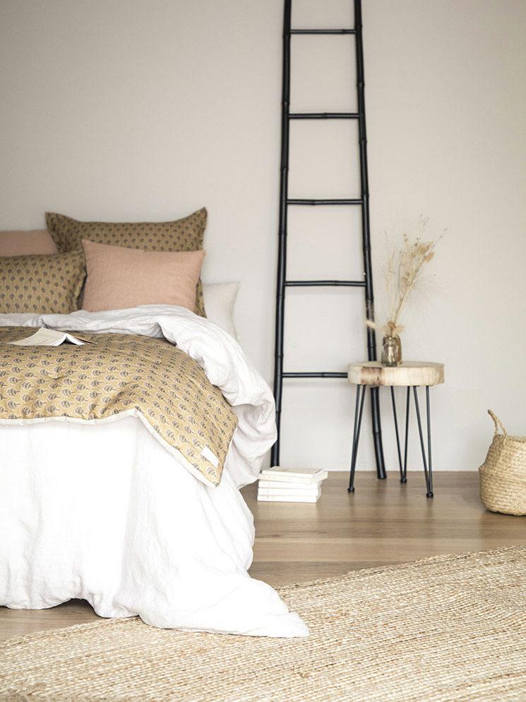 Une chambre scandicraft aux teintes douces - Joli Place