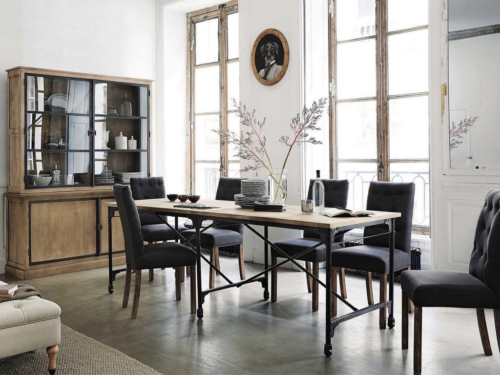 la d co style industriel casse les codes joli place. Black Bedroom Furniture Sets. Home Design Ideas