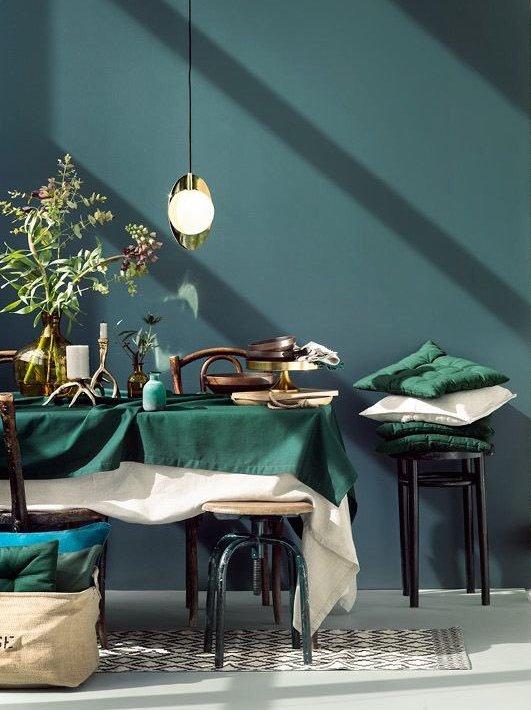 Déco vert foncé : des inspirations pour toutes les pièces - Joli Place