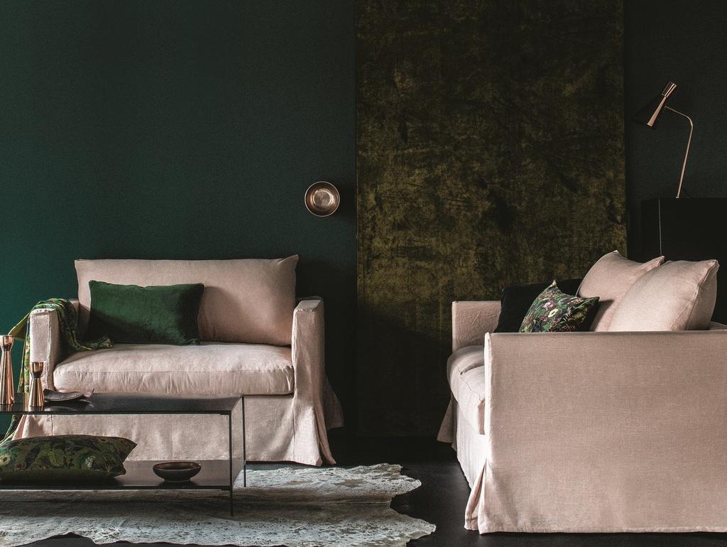 Deco Vert Fonce Des Inspirations Pour Toutes Les Pieces