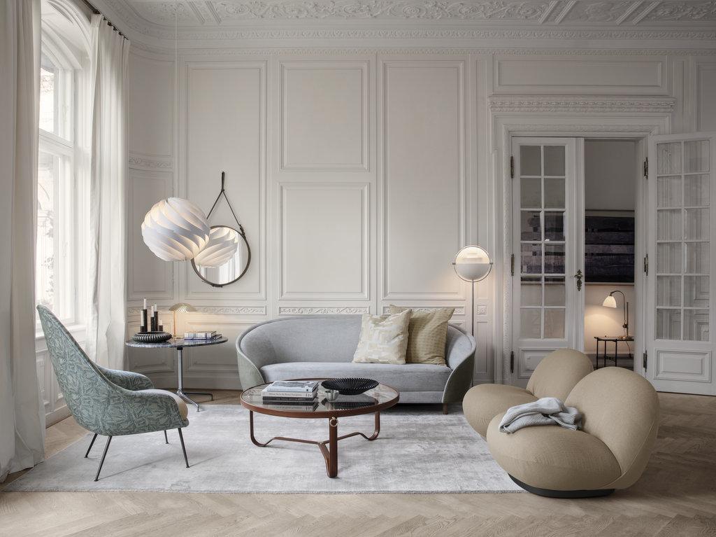 Le fauteuil Pacha de Pierre Paulin réédité - Joli Place