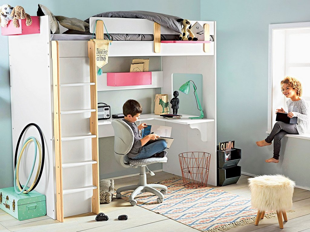 Enfants : aménager une chambre pour 19 - Joli Place