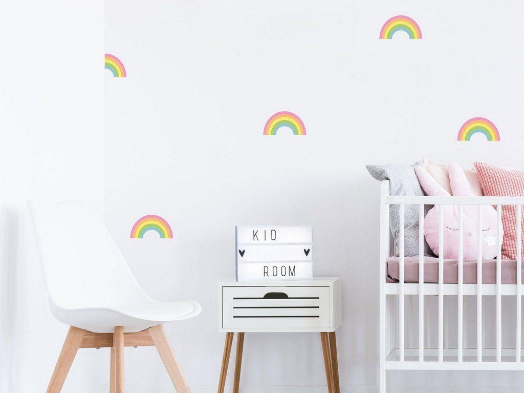 Over the rainbow : la déco enfant arc-en-ciel - Joli Place