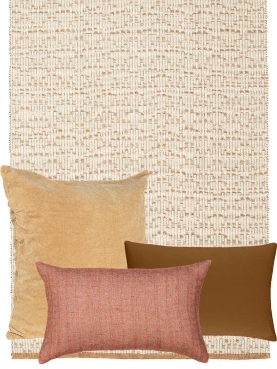 Des couleurs fauves dans la chambre - Joli Place