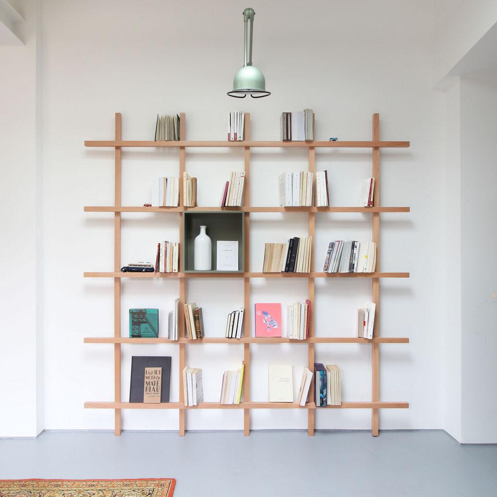 Où trouver une bibliothèque légère - Joli Place