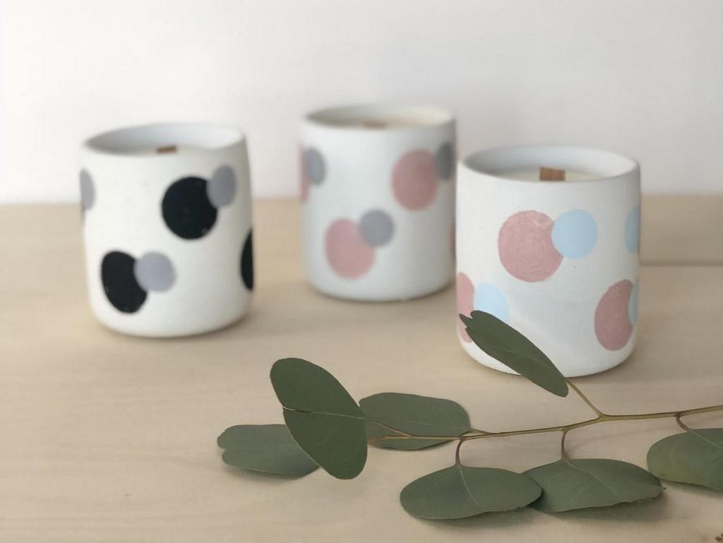 Zoa Concept, la bougie de soja design - Joli Place