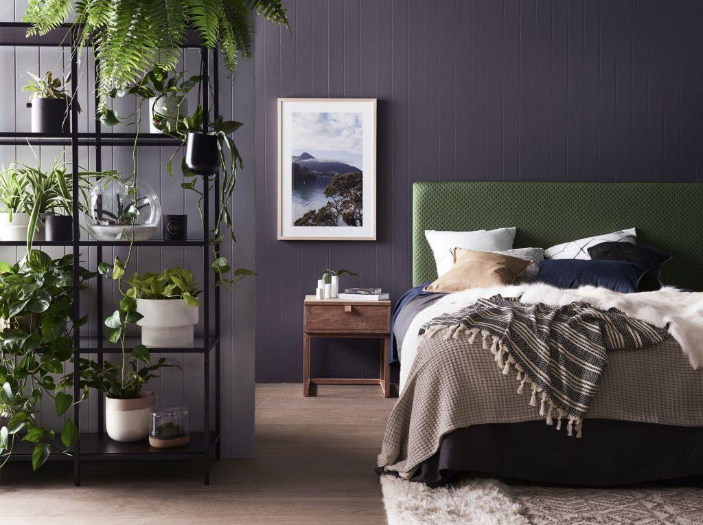 Chambre couleur foncée : des idées à piquer - Joli Place