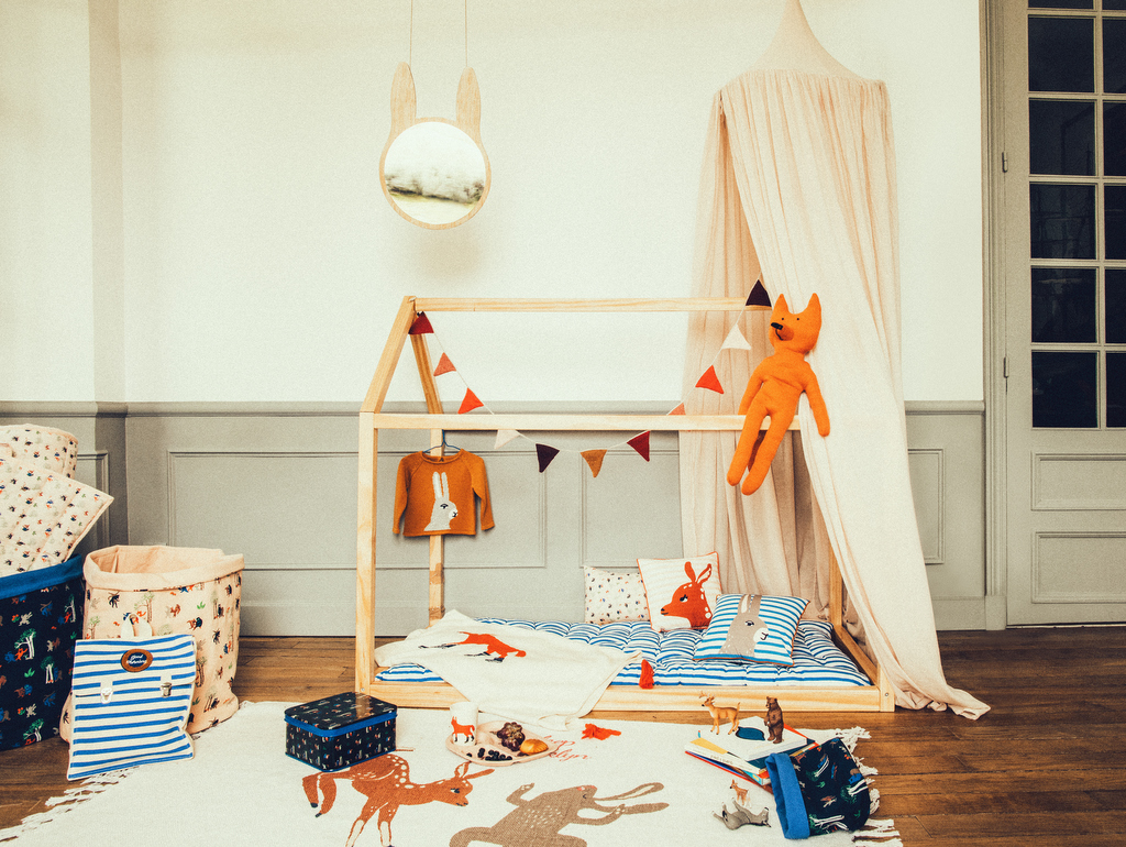 La collection capsule pour enfants Œuf NYC x Monoprix - Joli Place