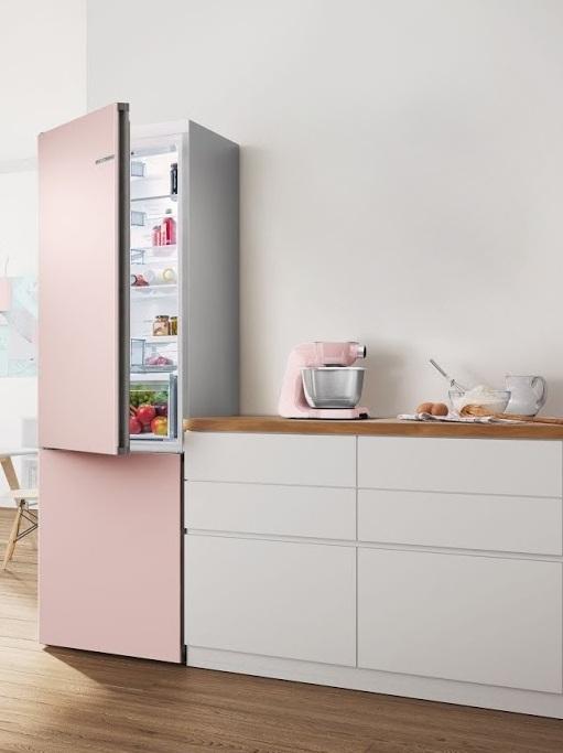 Des idées pour oser une cuisine rose poudré - Joli Place