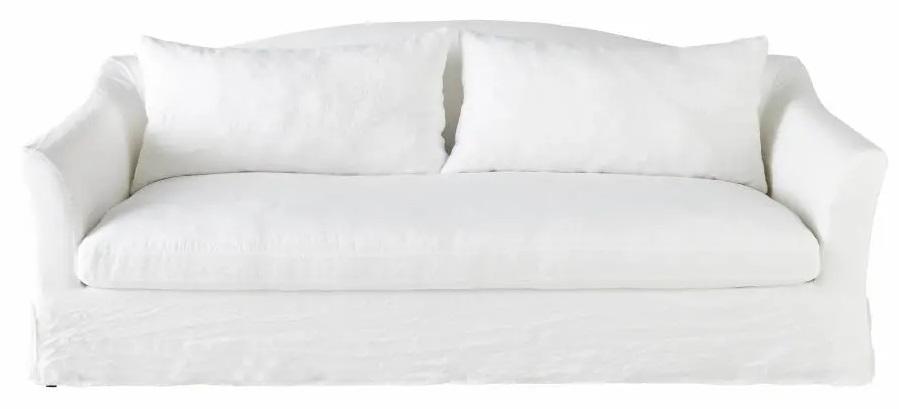 Quelle couleur de coussins pour un canapé blanc - Joli Place