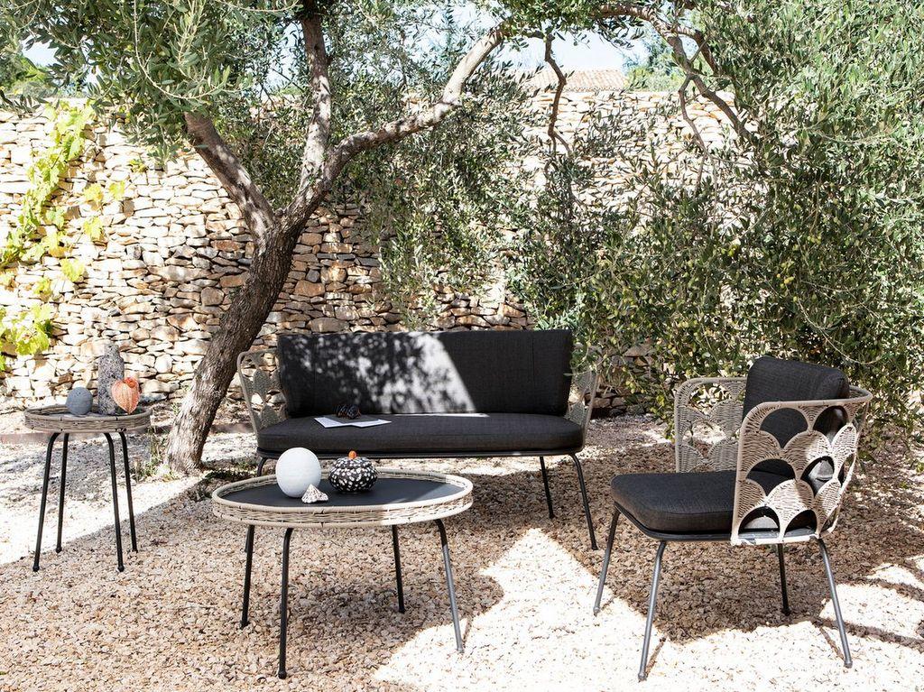 Les bons plans pour un salon de jardin à la campagne - Joli ...