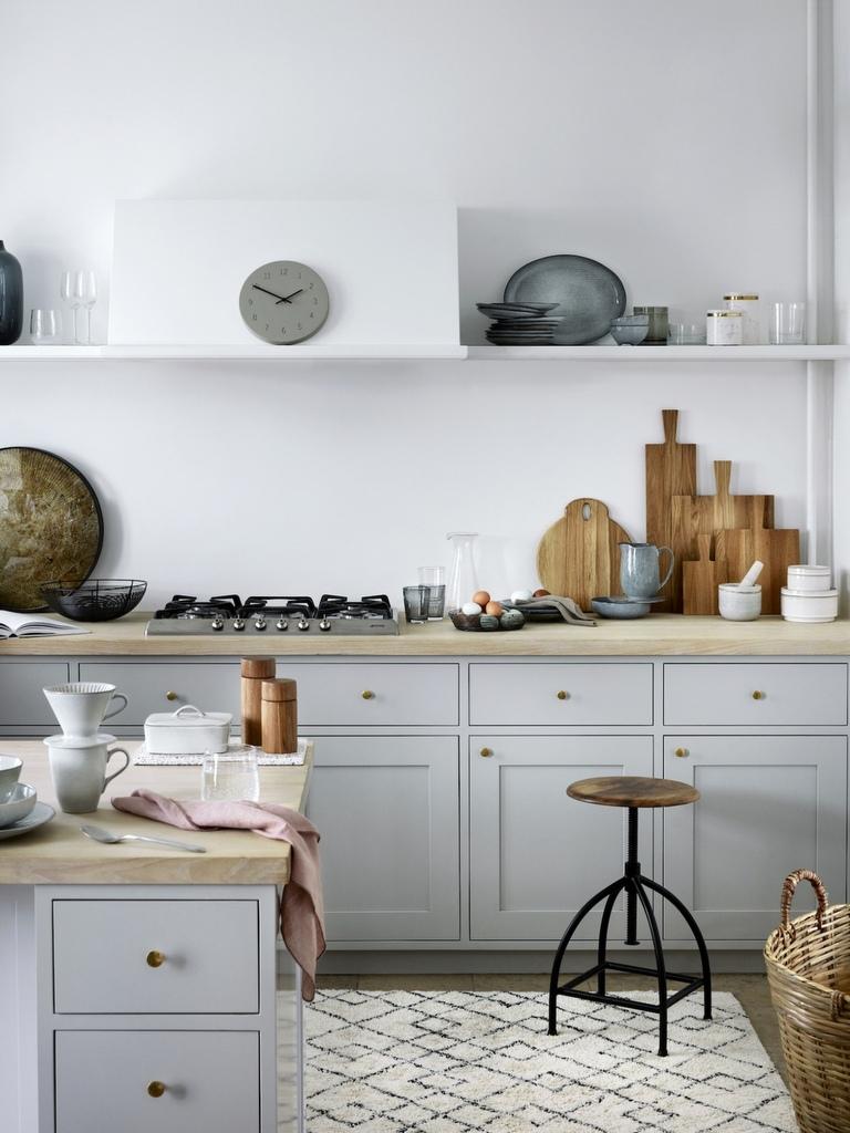 Cuisine gris clair : nos inspirations déco - Joli Place