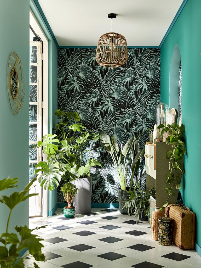 Bleu Et Vert Quel Couleur 10 inspirations déco couleur bleu canard - joli place