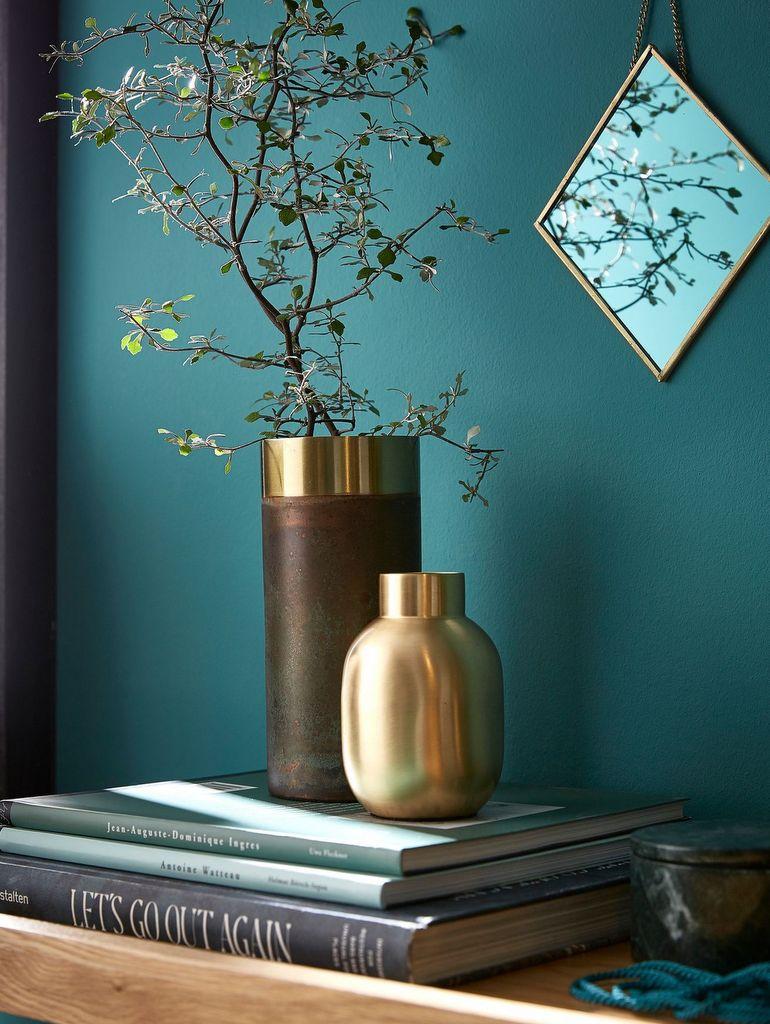 La couleur bleu canard pour une déco chic - Joli Place