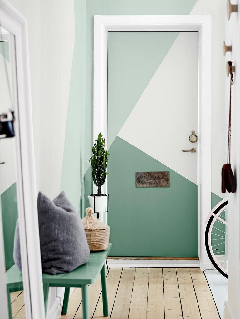 Quelle couleur pour un couloir d'entrée - Joli Place