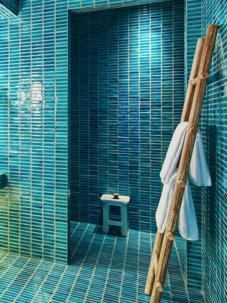 Carrelage Salle De Bain Bleu Turquoise 10 inspirations déco couleur bleu canard - joli place