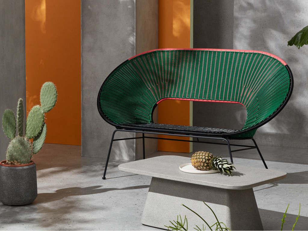 Du mobilier de jardin en scoubidou - Joli Place