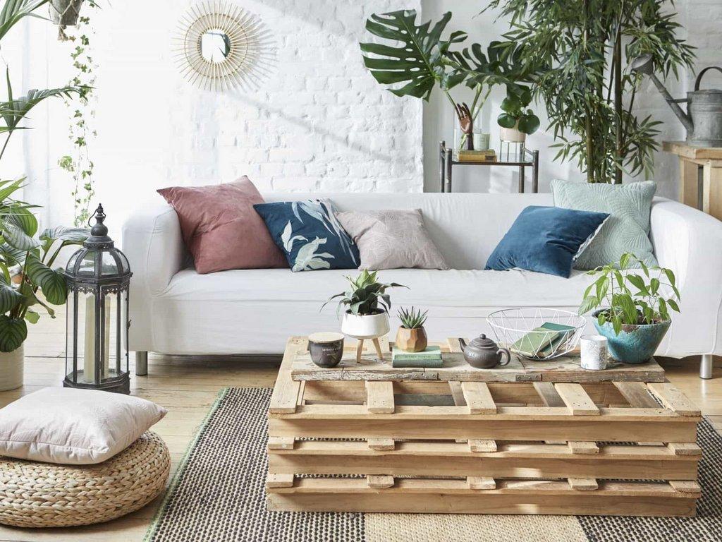 Que Faire Avec Des Palettes De Recuperation quoi faire avec des palettes en bois - joli place