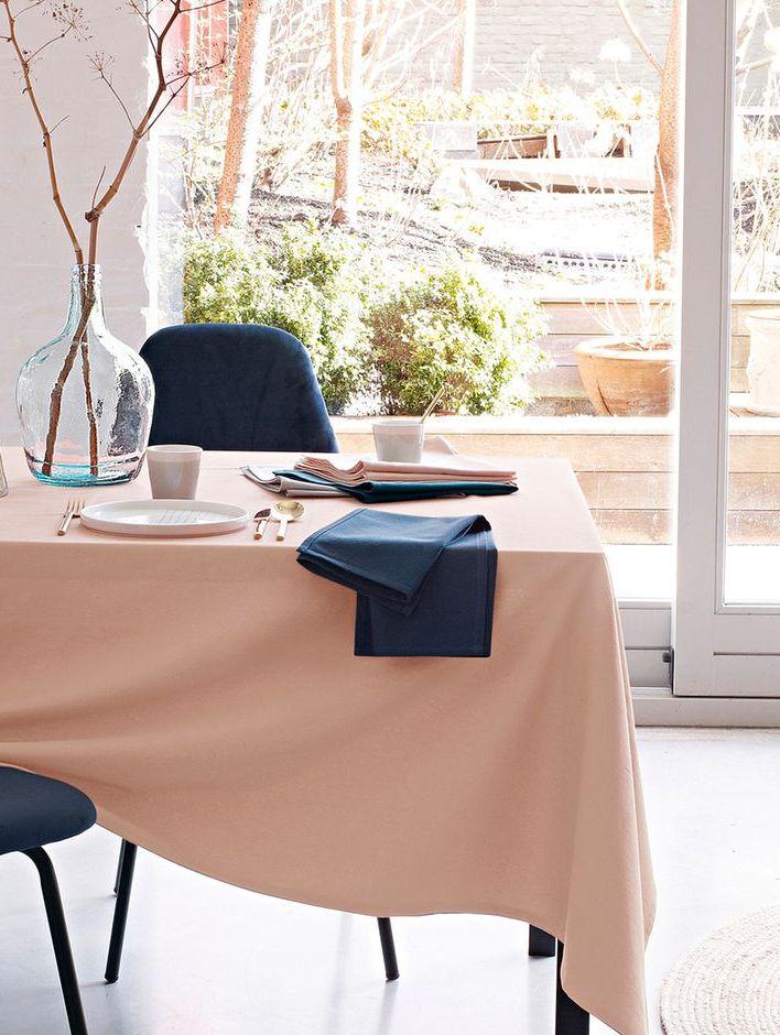 Linge de table dépareillé : osez les mélanges - Joli Place