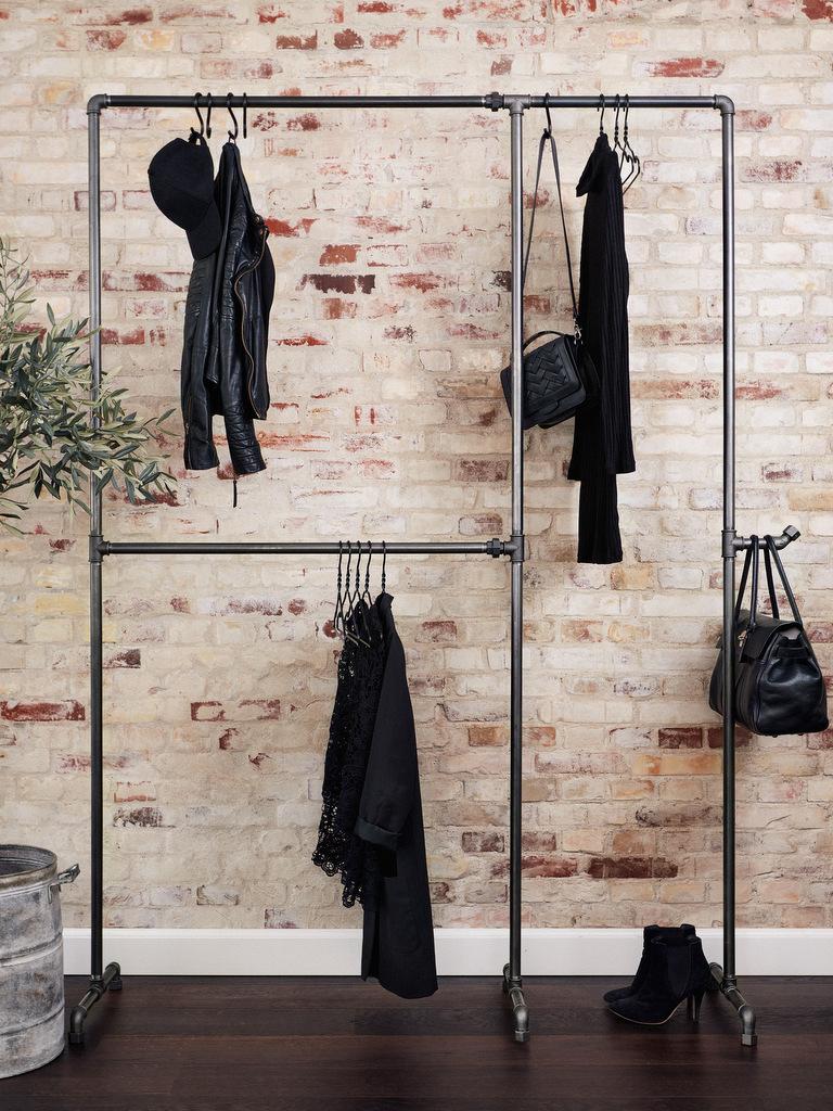 rackbuddy le portant v tement dans tous ses tats joli. Black Bedroom Furniture Sets. Home Design Ideas