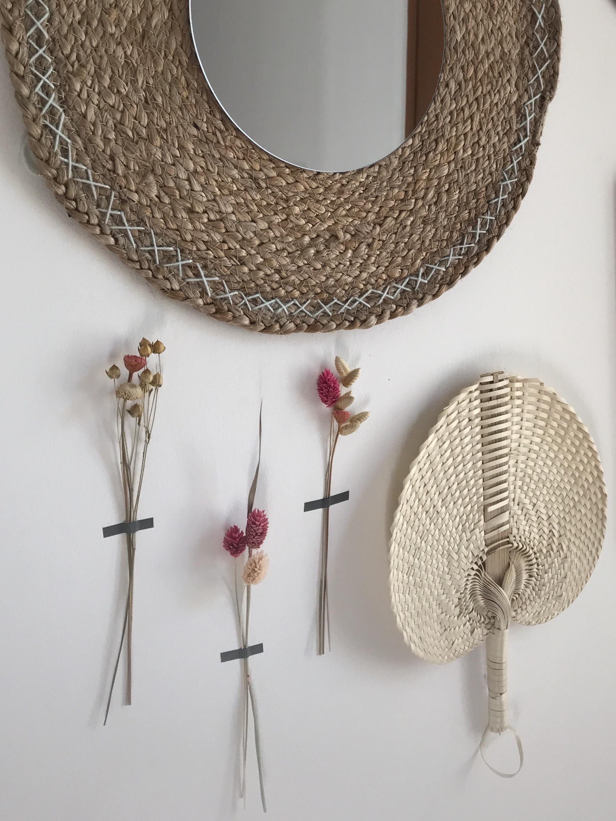 Des idées pour disposer un bouquet de fleurs séchées - Joli Place