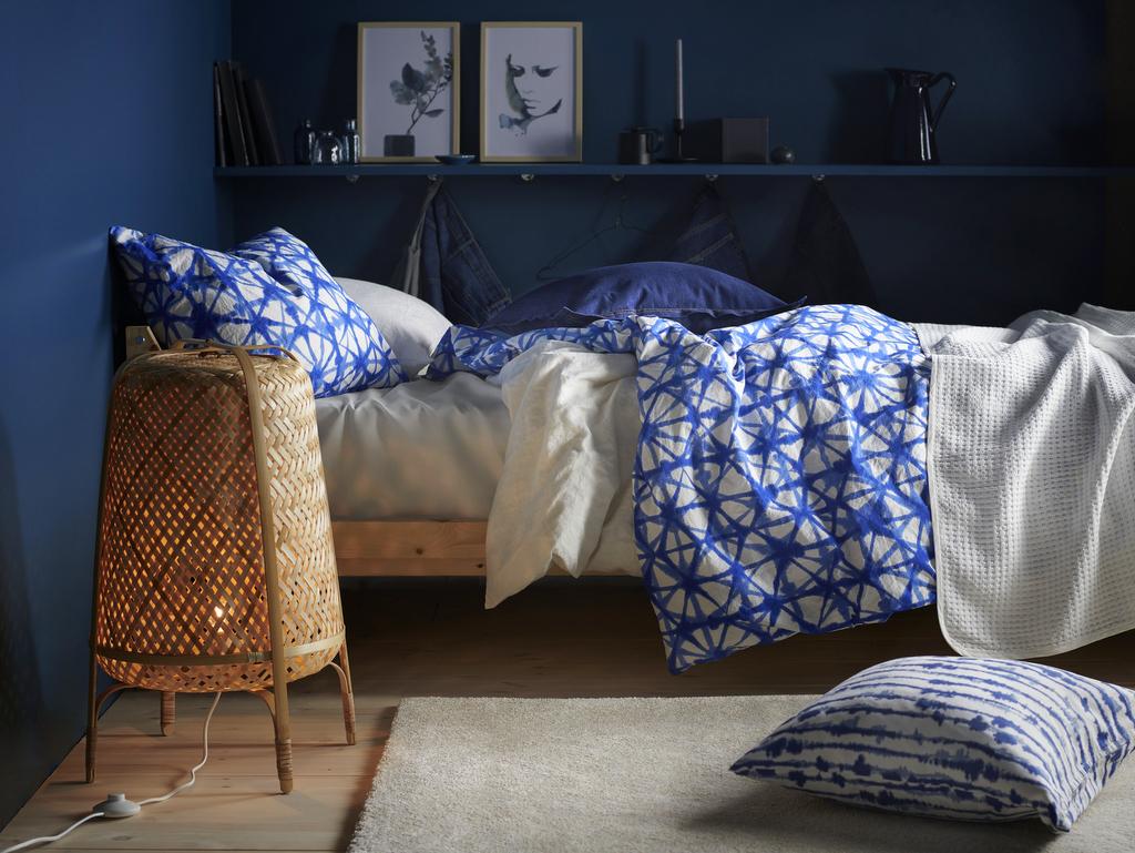 Déco bleu indigo : des idées du salon à la chambre - Joli Place
