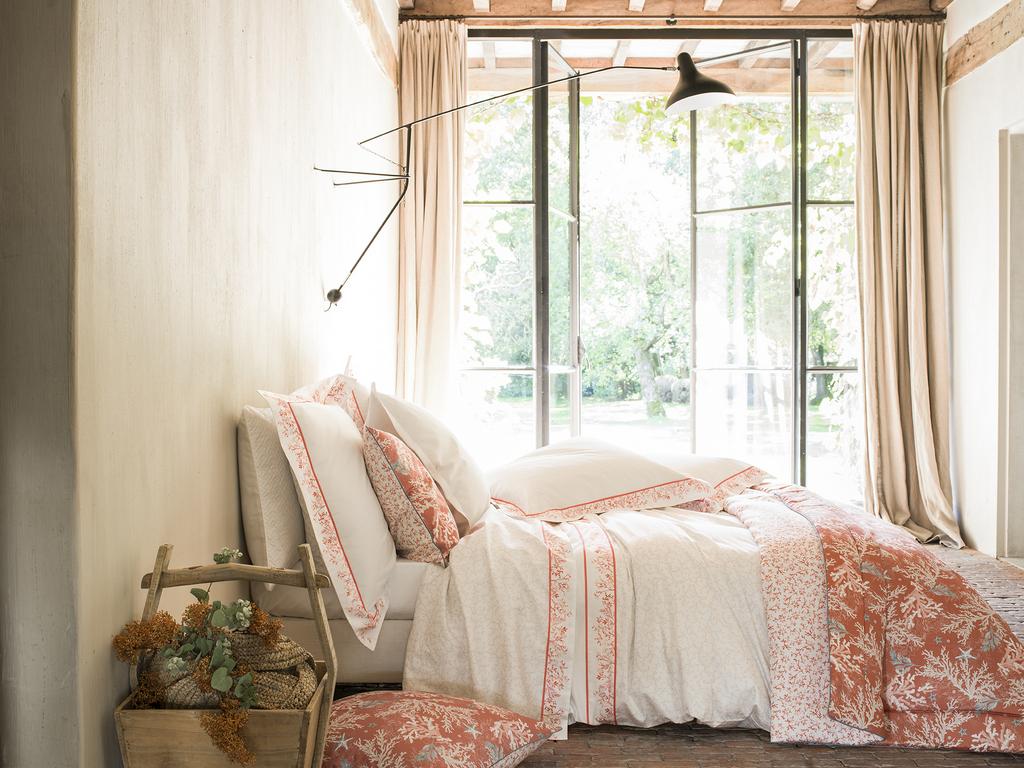 Decoration Chambre Coucher déco chambre : adoptez la couleur terracotta - joli place