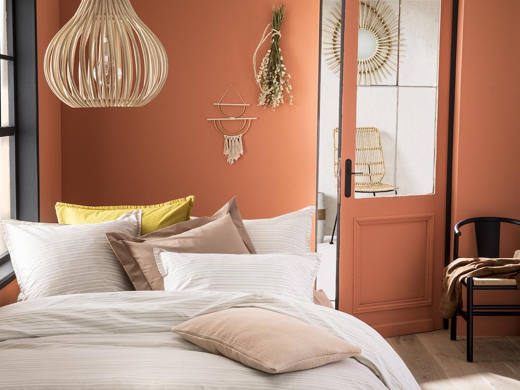 Déco chambre : adoptez la couleur terracotta - Joli Place