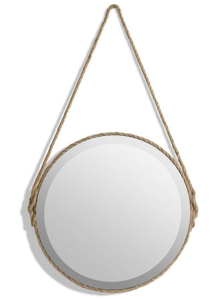 Adoptez un grand miroir rond - Joli Place