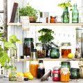 Où trouver un joli bocal de cuisine en verre - Joli Place