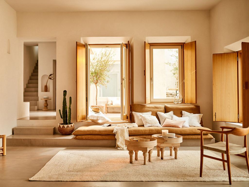 Une maison aux couleurs du désert - Joli Place