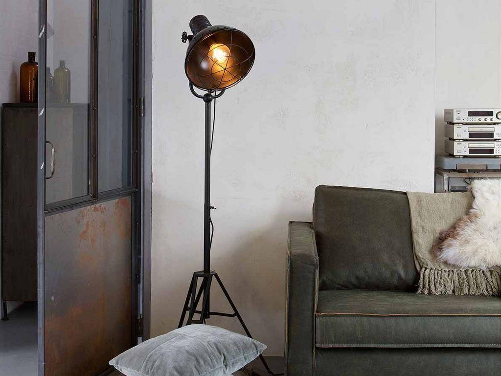 Fabriquer Une Lampe Style Industriel meuble, luminaire, déco : les essentiels du style industriel