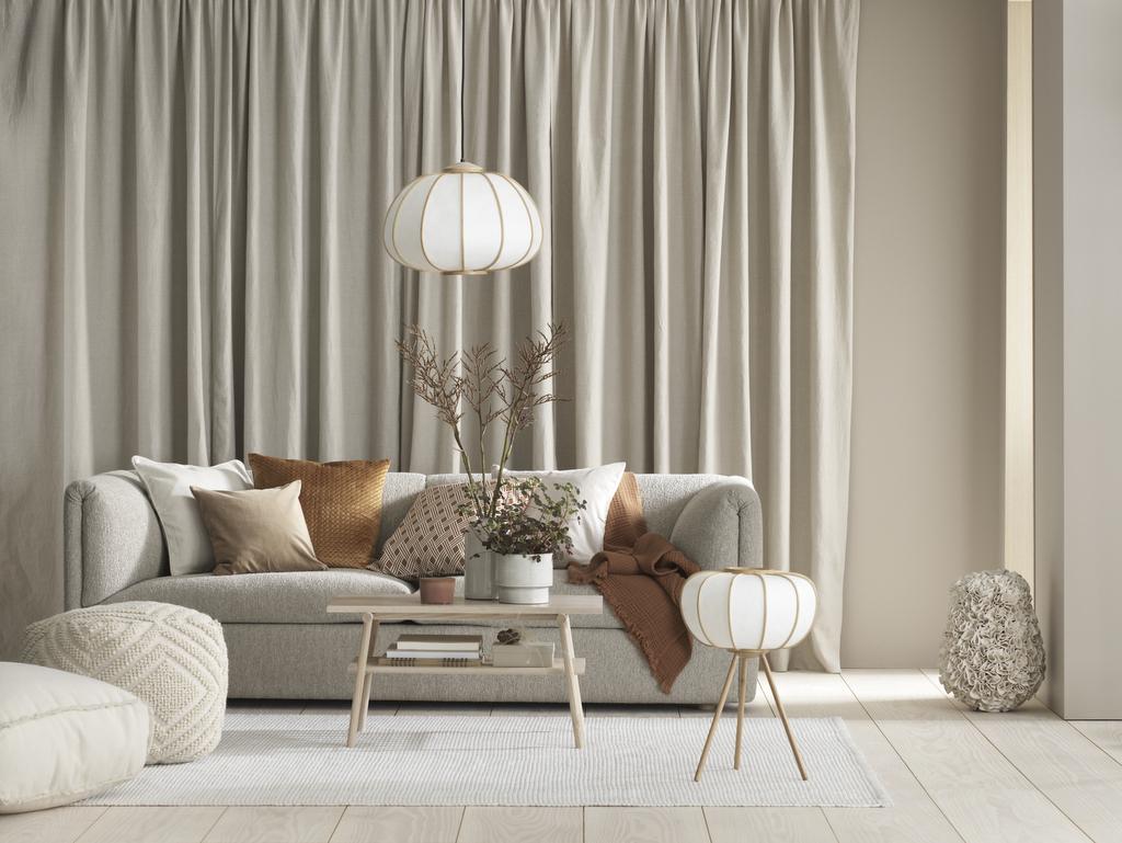 Idee Deco Suspension Salon les nouveautés lampes et meubles de h&m home - joli place