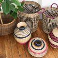 Où trouver un vase en fibres naturelles - Joli Place