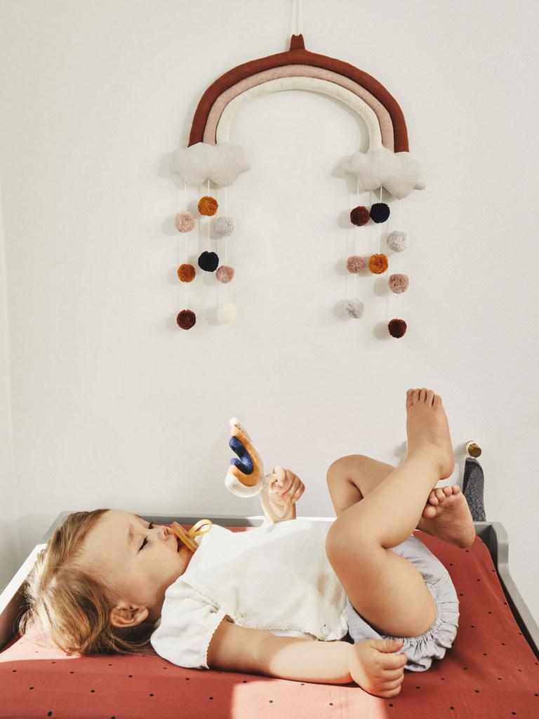 Déco enfant couleur : une palette épicée - Joli Place