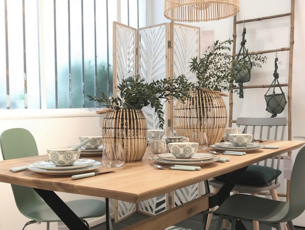 Nos idées déco pour une salle à manger verte - Joli Place