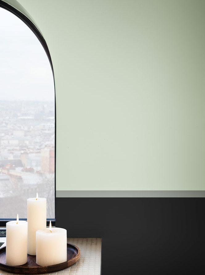 Douceur de l'aube, la couleur 2020 de Dulux Valentine - Joli Place