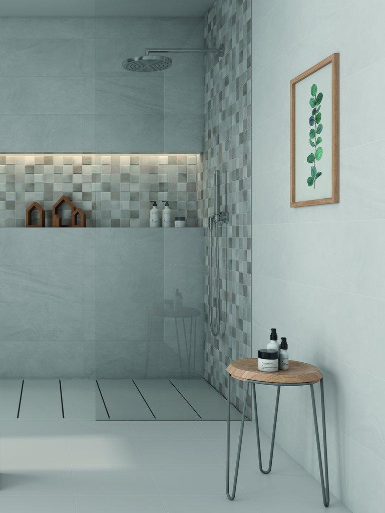 Installer une niche dans la douche - Joli Place