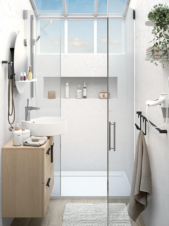 Une niche dans la douche - Joli Place