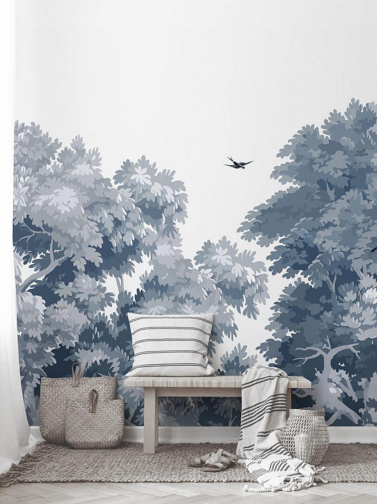 5 nouveautés papier peint pour l'automne - Joli Place