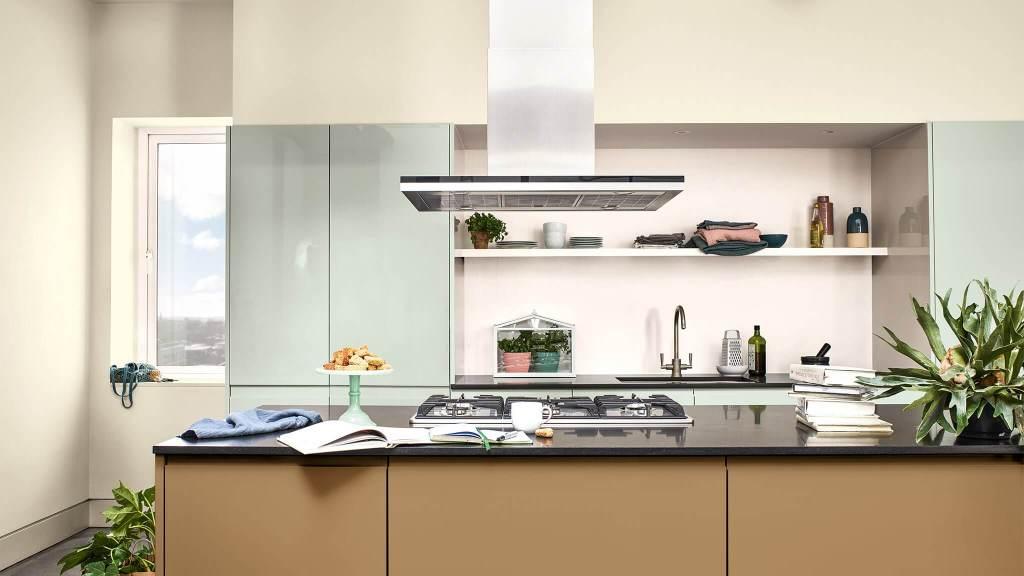 4 cuisines modernes qui osent la couleur - Joli Place