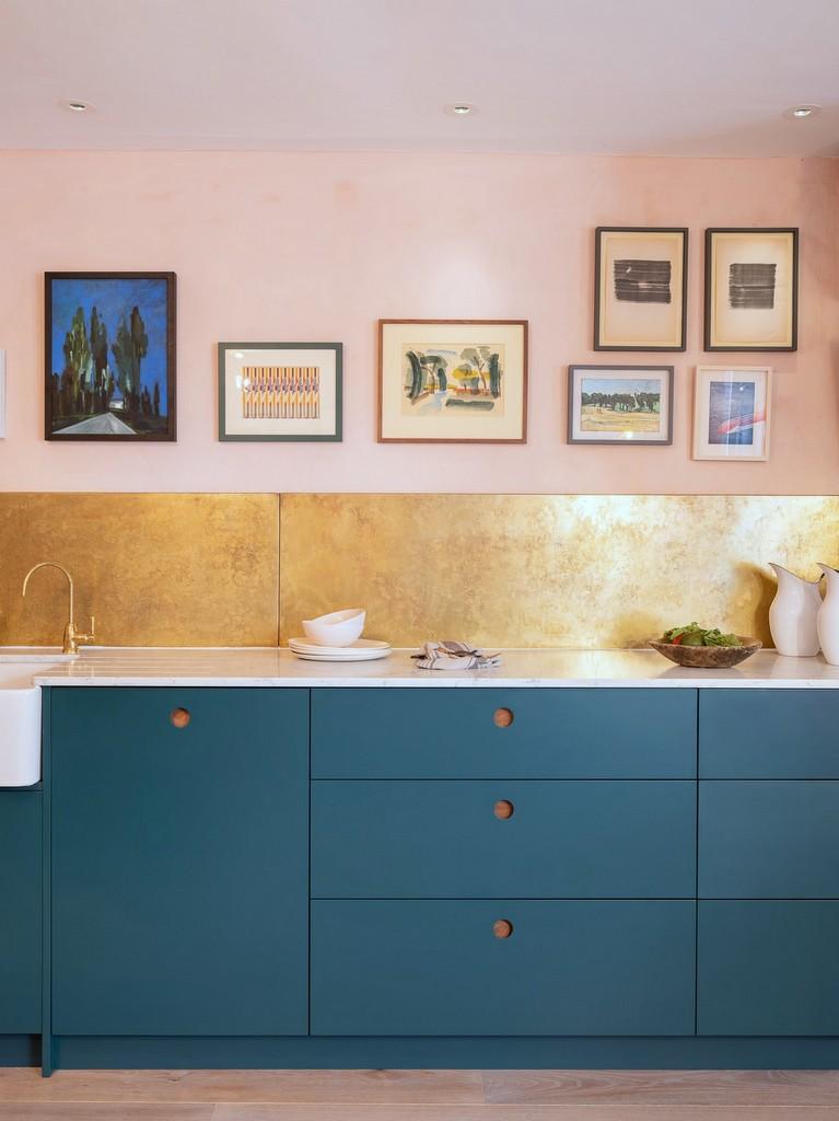 Ces cuisines modernes qui osent la couleur - Joli Place
