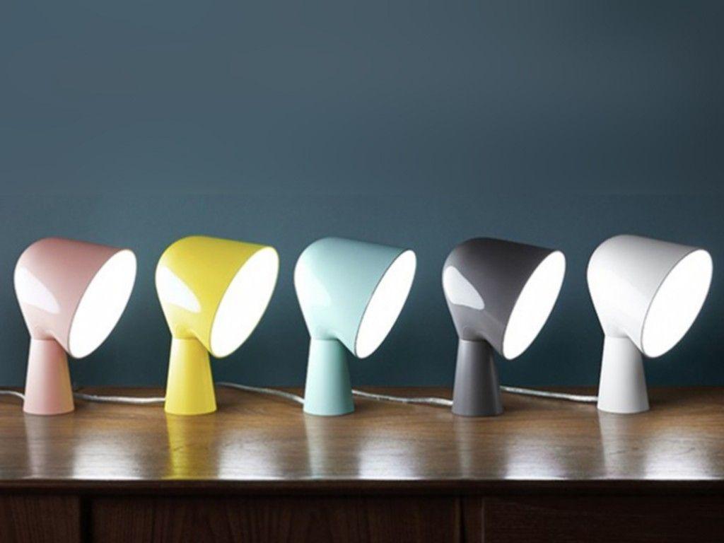 20 luminaires hauts en couleur - Joli Place