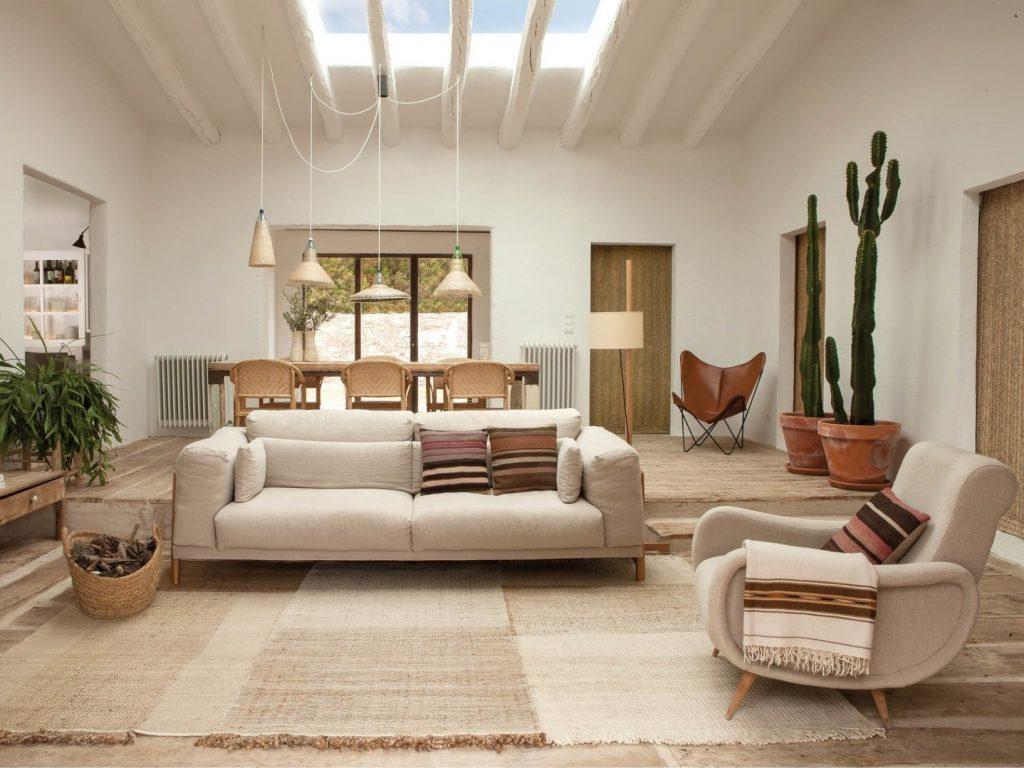 Salon : 18 idées déco avec un canapé beige - Joli Place