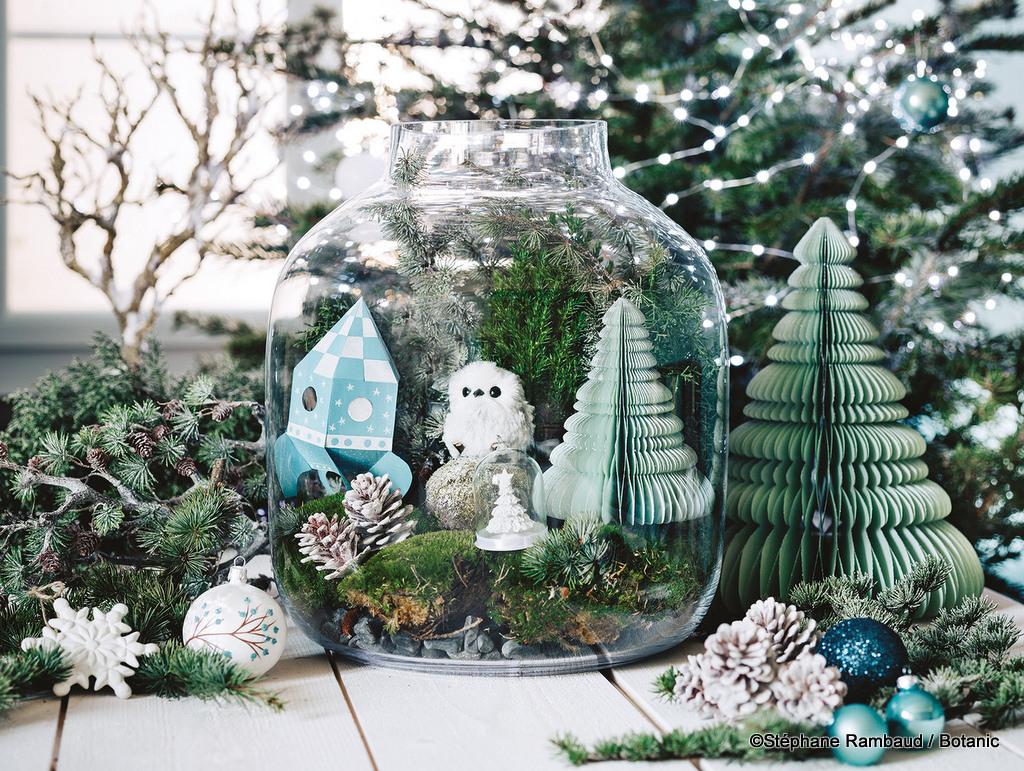 Créez votre terrarium de Noël - Joli Place