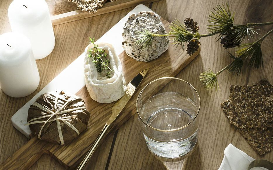 -deco-table-de-noel-or-et-blanc-©
