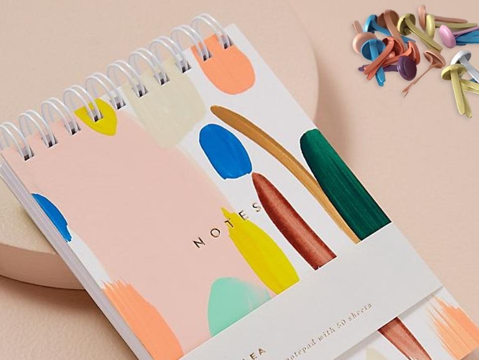 Des accessoires de bureau en couleurs - Joli Place
